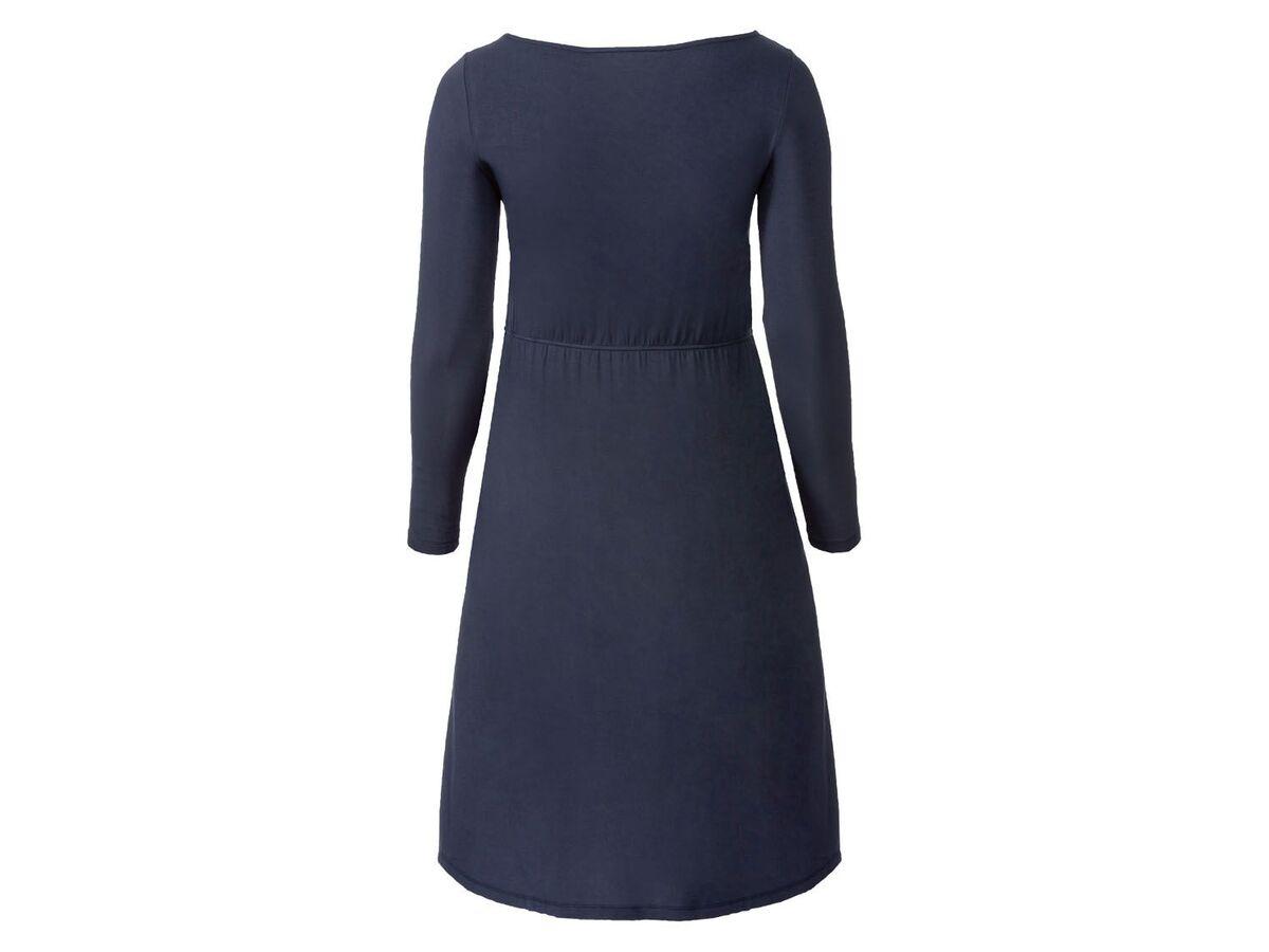 Bild 7 von ESMARA® Kleid Damen, mit Gummizug
