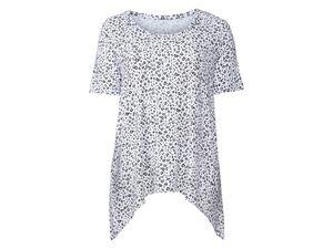 ESMARA® Longshirt Damen, verlängerte Außenseiten, mit Viskose