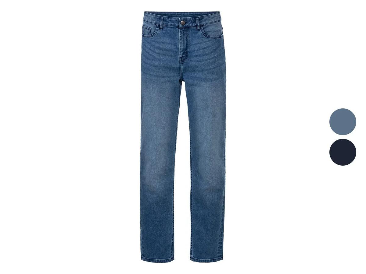Bild 1 von ESMARA® Damen Jeans, Im 5-Pocket-Style