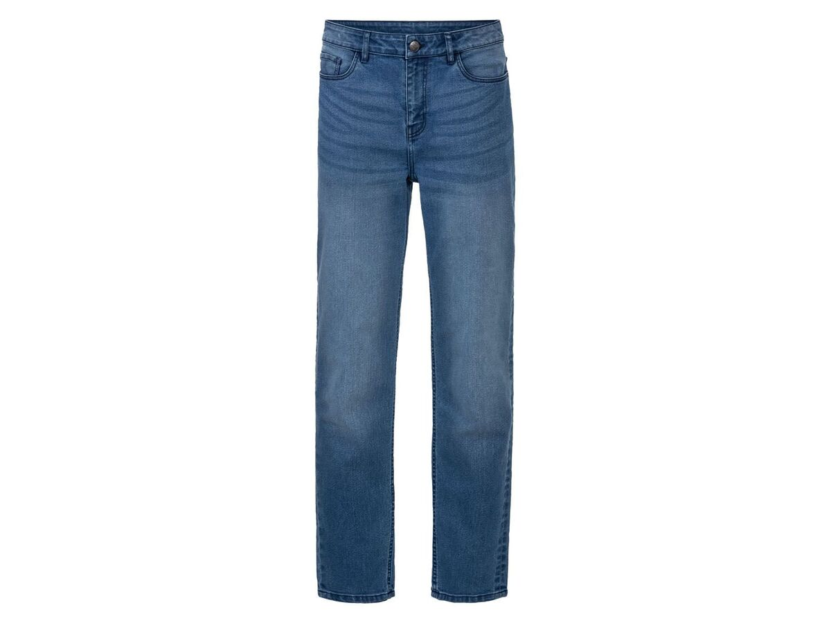 Bild 2 von ESMARA® Damen Jeans, Im 5-Pocket-Style