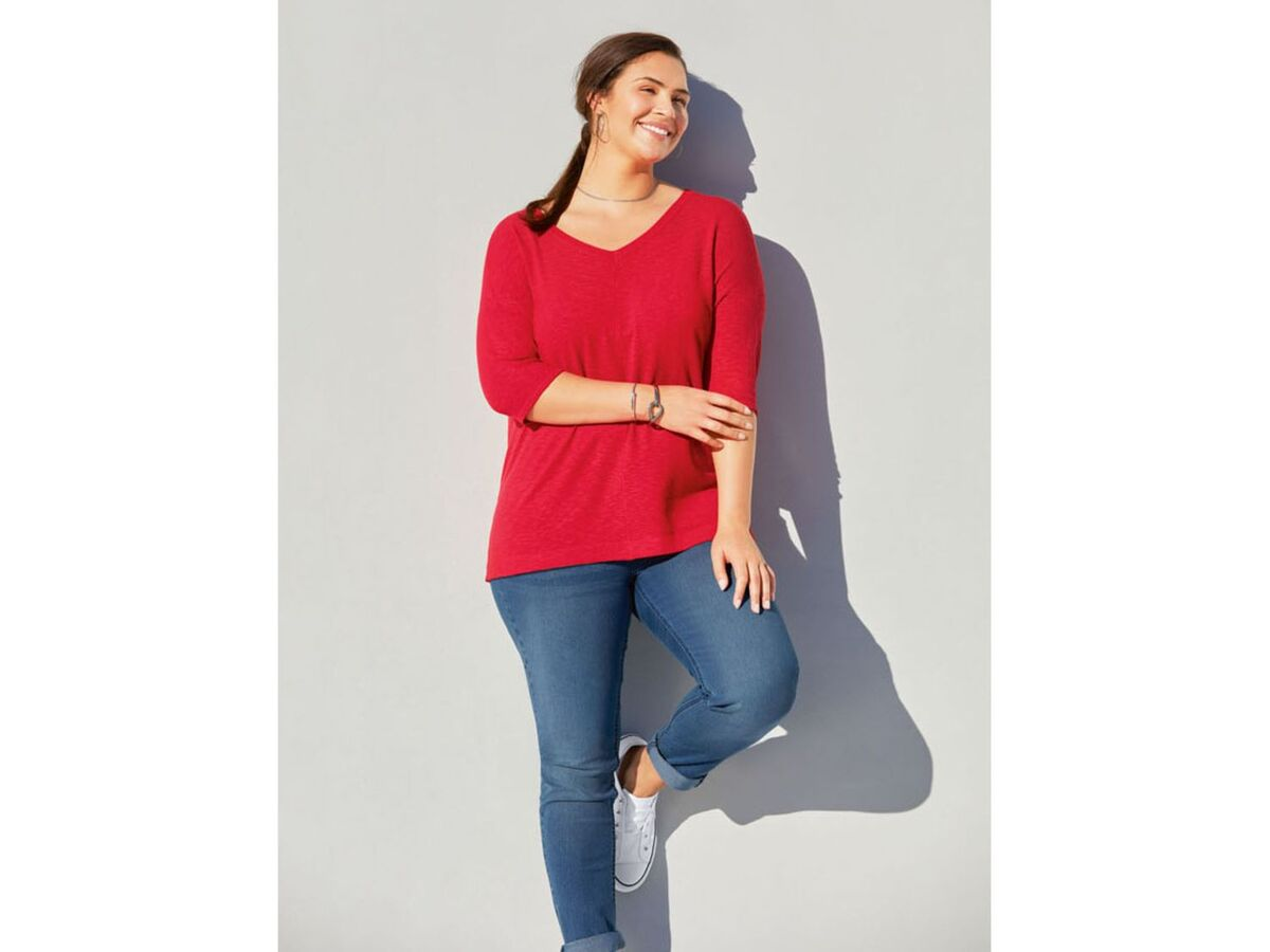 Bild 3 von ESMARA® Damen Jeans, Im 5-Pocket-Style