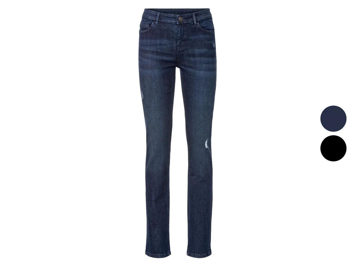 Bild 1 von ESMARA® Jeans Damen, Slim Fit