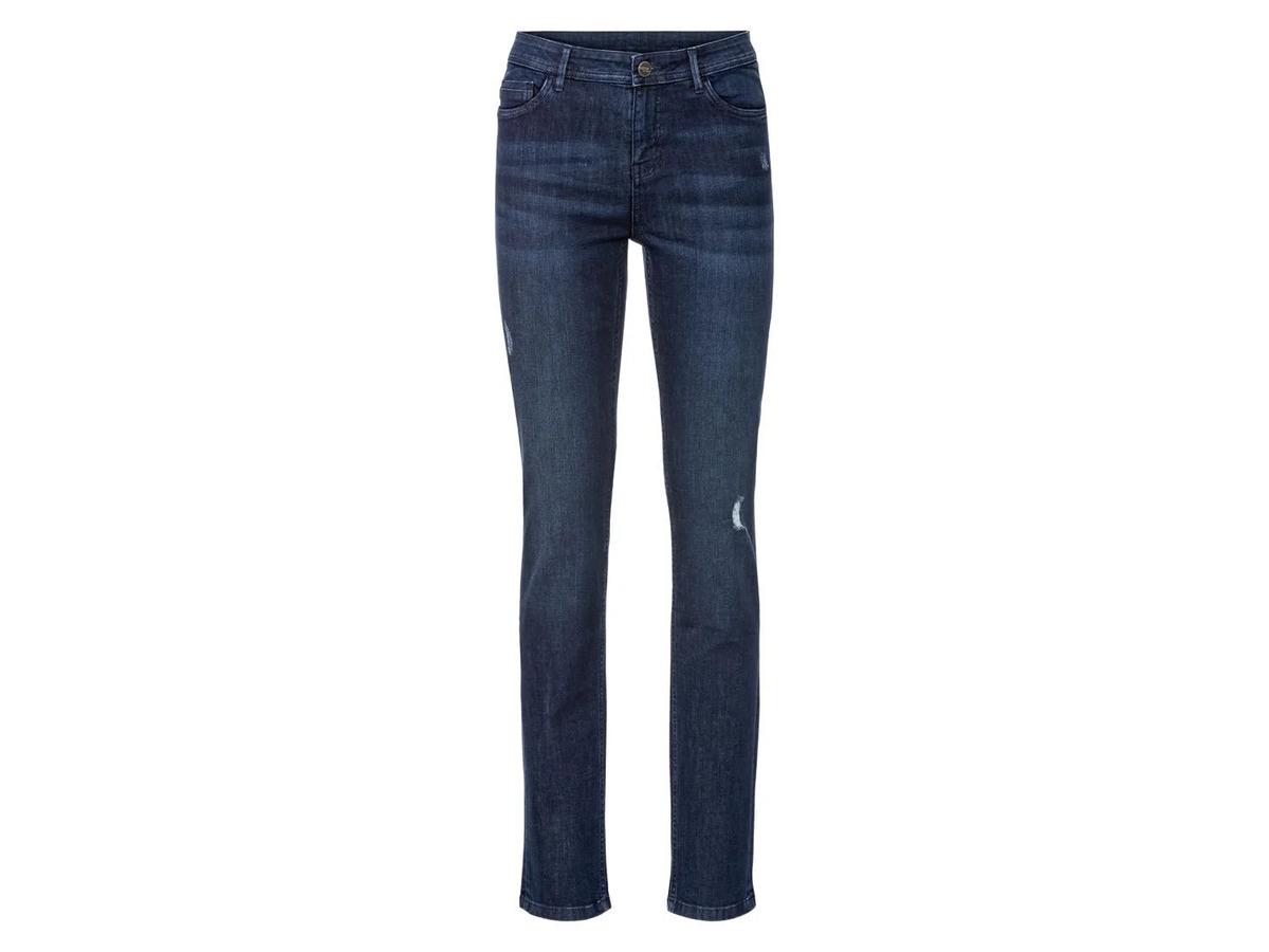 Bild 2 von ESMARA® Jeans Damen, Slim Fit