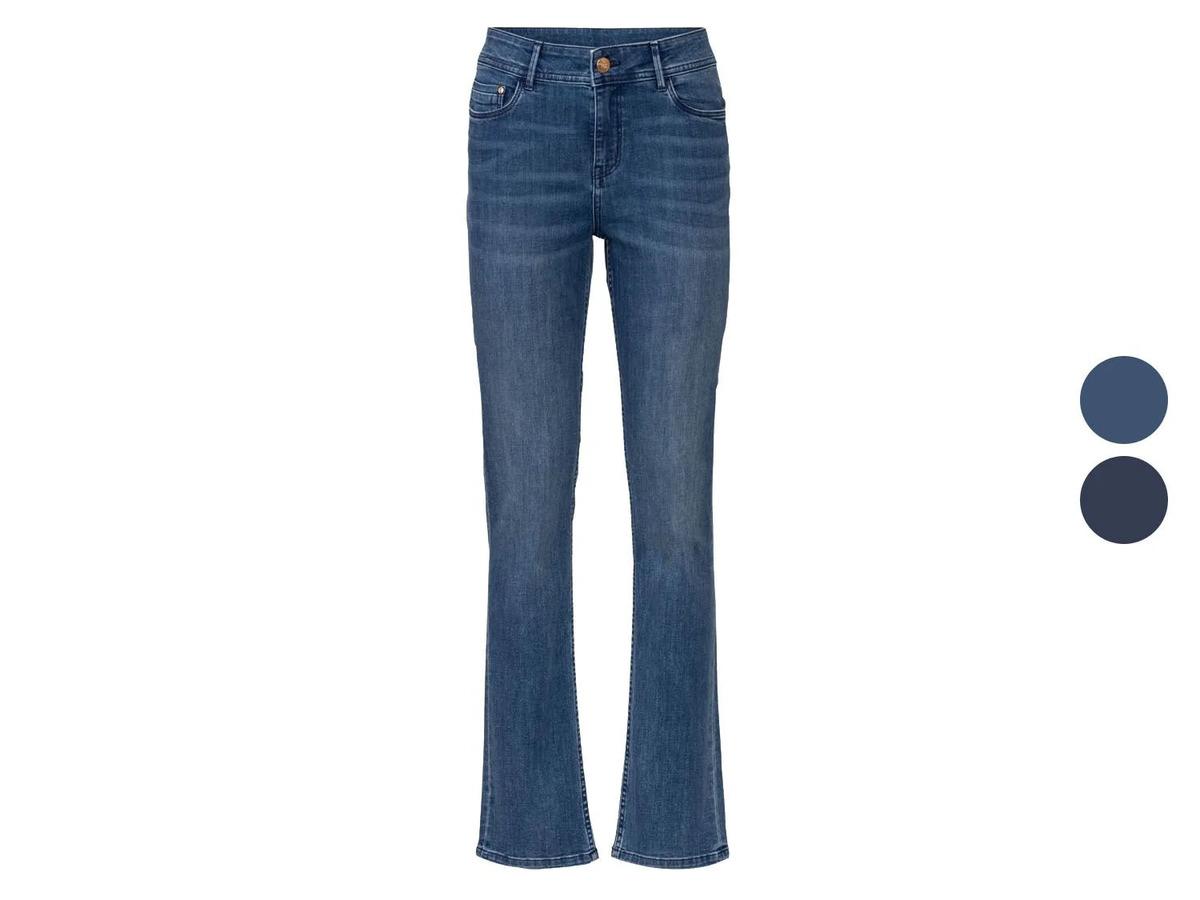 Bild 1 von ESMARA® Jeans Damen, Straight Fit