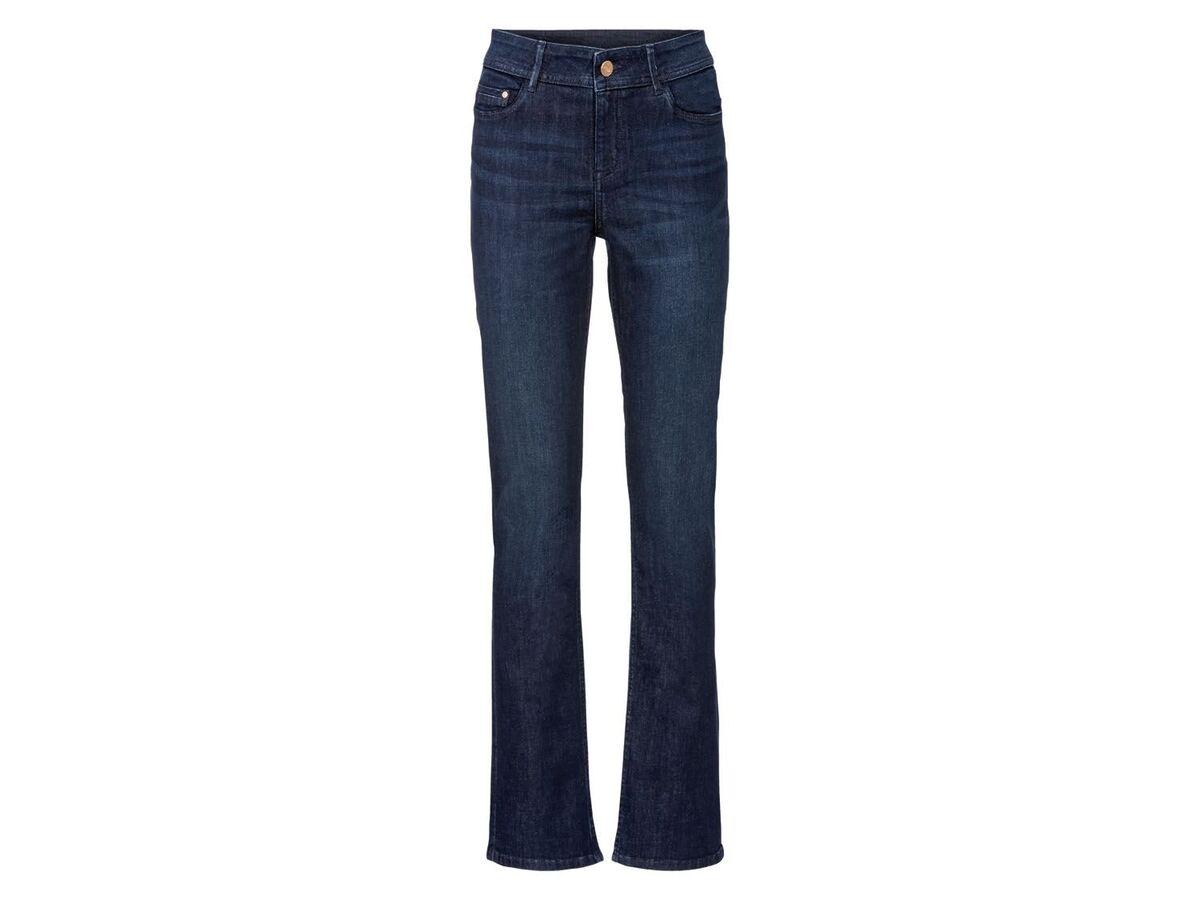 Bild 4 von ESMARA® Jeans Damen, Straight Fit