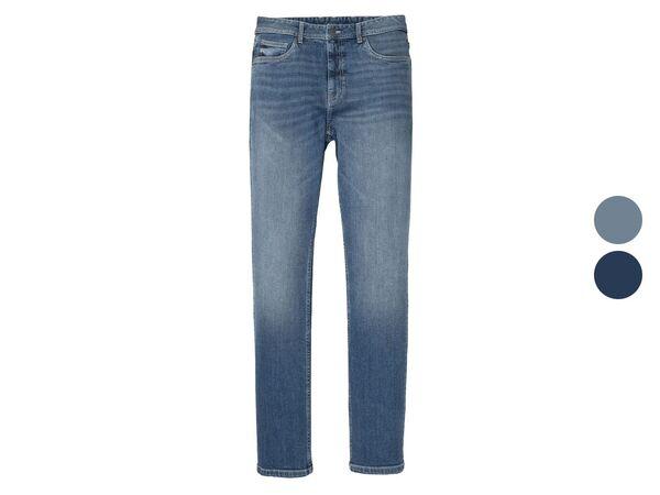 LIVERGY® Jeans Herren, Straight Fit