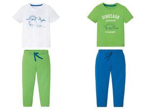 LUPILU® Kleinkinder Jungen Set, mit Hose und Shirt
