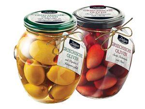 Deluxe Griechische Oliven