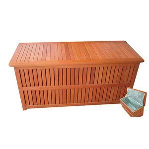 Garden Pleasure Auflagenbox PLANO mit Folieninnentasche