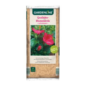 GARDENLINE     Qualitäts-Blumenerde