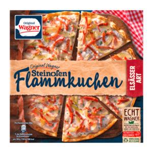 ORIGINAL WAGNER     Steinofen Flammkuchen