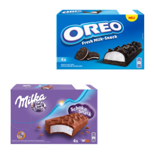 MONDELEZ     Oreo / Milka Snack