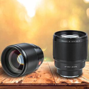 Kamera-Objektiv Viltrox 85 mm F/1.8 MK II für Sony E-Mount