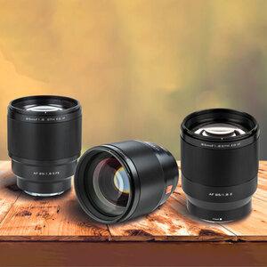 Kamera-Objektiv Viltrox XF-85 mm F/1.8 für Fujifilm