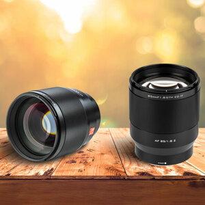 Kamera-Objektiv Viltrox AF-85 mm F/1.8 für Nikon