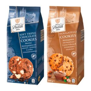 TASTE OF BRITISH ISLES     Cookies