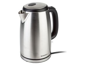 SILVERCREST® Wasserkocher 1,7 L, aus Edelstahl