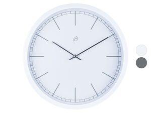 AURIOL® Monochrom Wanduhr, mit Quarz-Uhrwerk