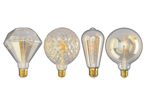 LIVARNO LUX® LED Leuchtmittel, mit Filament