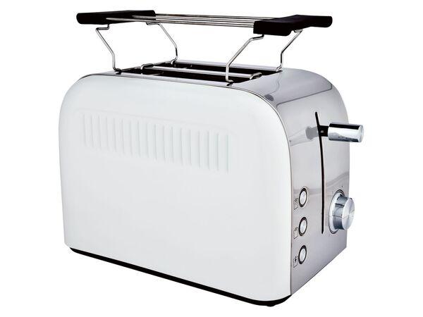 Silvercrest Kitchen Tools Toaster Stc 920 B1 6 Leistungsstufen 920 Watt Von Lidl Fur 24 99 Ansehen