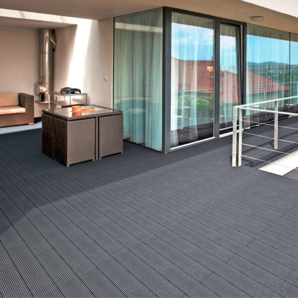 WPC-Terrassendielen, 6 m²
