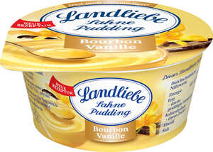 LANDLIEBE  						Pudding