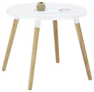 Kindertisch aus Eiche Teilmassiv