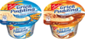 Gut & Günstig Grieß-Pudding