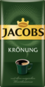 Jacobs Krönung oder Jacobs Krönung Instant-Kaffee