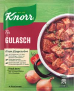 Knorr Fix-Produkte, Natürlich Lecker! Würzbasis oder Suppenliebe