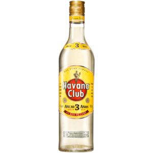 Havana Club Añejo 3 Años 40% Vol.