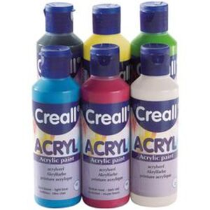 Creall-Sortiment Basicfarben
