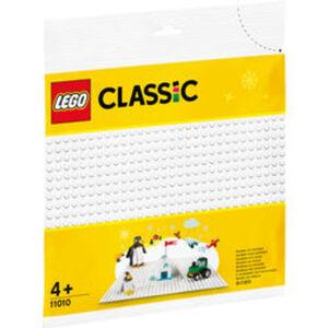 LEGO® Classic 11010 Weisse Bauplatte