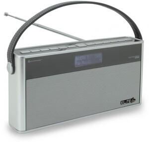 Soundmaster Radio DAB 750 SI ,  12 W, DAB+, FM, AUX, Akku
