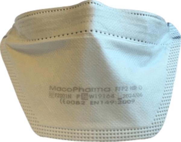 macopharma FFP2 Atemschutzmaske Einweg