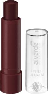 alverde NATURKOSMETIK Lippenpflegestift Tinted Lipbalm Cassis