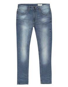 Herren Slim Fit Jeans im Used-Look