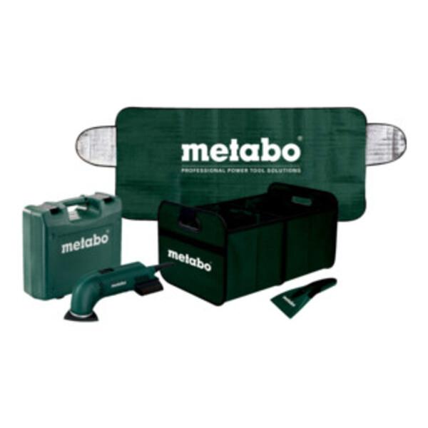 Metabo Dreieckschleifer DSE 300 Intec + Auto Winterset Set