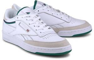 Reebok Classic, Sneaker Revenge Plus Mu in weiß, Sneaker für Herren