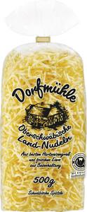 Dorfmühle Oberschwäbische Land-Nudeln Schwäbische Spätzle 500 g