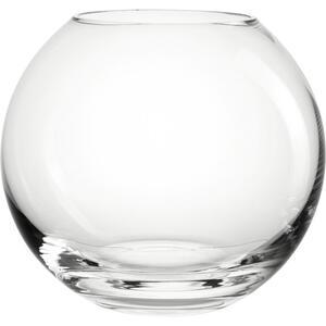 Leonardo Vase 17,5 cm , 019009 , Klar , Glas , 17.5 cm , nur zu Dekorationszwecken, zum Stellen , 0038137352