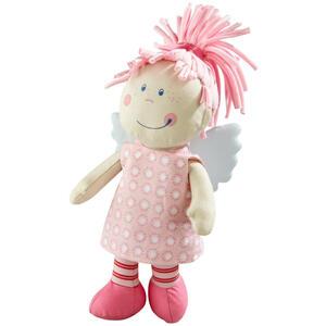Haba Babypuppe , 3951 , Rosa, Hellrosa, Beige , Textil , 23 cm , Stoffpuppe , 005423049605