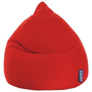 Livetastic Sitzsack mikrofaser rot , Easy Xl , Textil , 220 L , 70 cm , Mikrofaser , Indoor , 003354011542