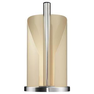 Wesco Küchenrollenhalter , 322104-23 , Creme, Edelstahlfarben , Metall , 15.6x35.2 cm , pulverbeschichtet , 003578000302