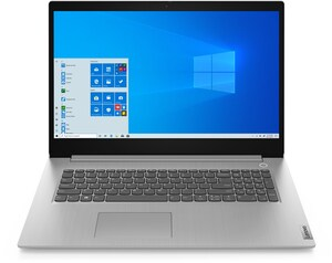 "IdeaPad 3 17IML05 (81WC009TGE) 43,94 cm (17,3"") Notebook platinum grey"