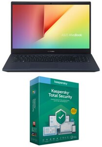"VivoBook 15 FX571GT-AL855T 39,62 cm (15,6"") Notebook star black inkl. Total Security"