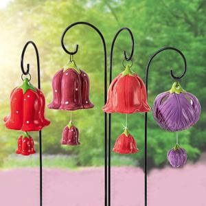 Powertec Garden Keramik-Glockenblumen