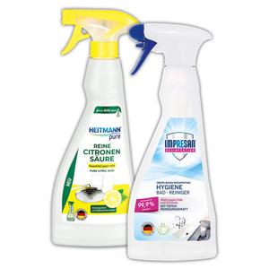 Heitmann / Impresan Desinfektion Hygiene Bad-Reiniger