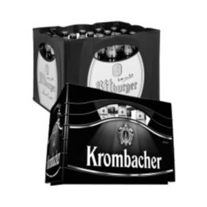 Krombacher oder Bitburger
