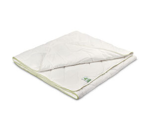 irisette® greenline Baumwoll-Steppbett, Übergröße
